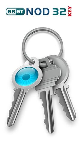 Лицензионный ключ для nod32.